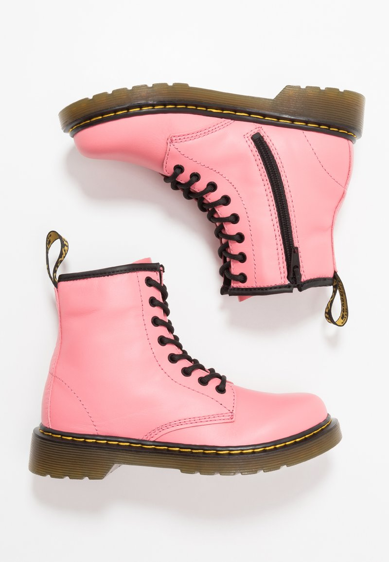 Dr. Martens - 1460 ROMARIO - Lace-up ankle boots - acid pink