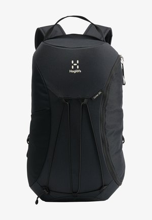 Hiking rucksack - true black