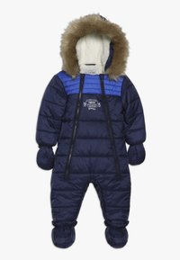 Staccato - BABY - Snowsuit - dark navy - 0