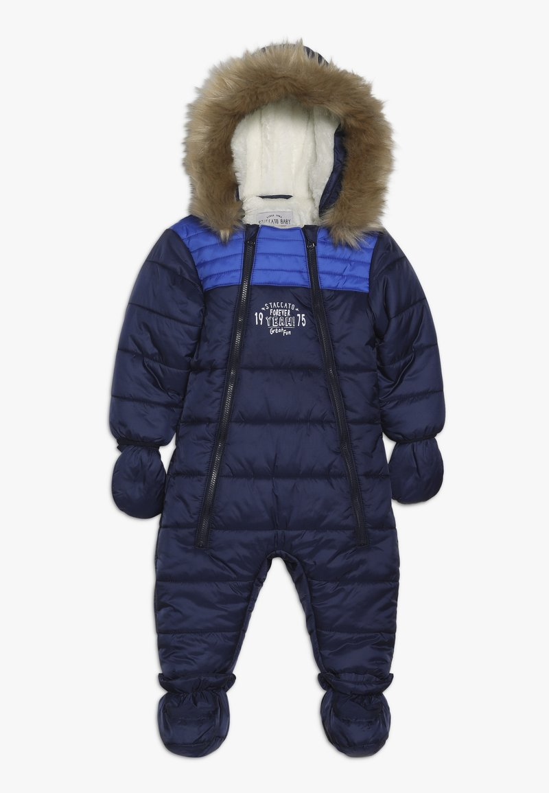 Staccato - BABY - Snowsuit - dark navy