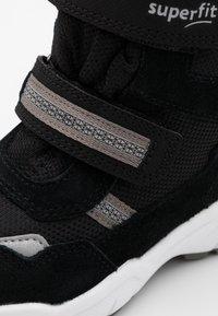Superfit - CULUSUK 2.0 - Winter boots - schwarz/grau - 5