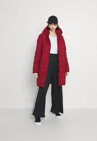 Ragwear - AMARI - Winter coat - wine red - 1