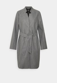 ONLY - ONLVICTORIA - Classic coat - dark grey melange - 0