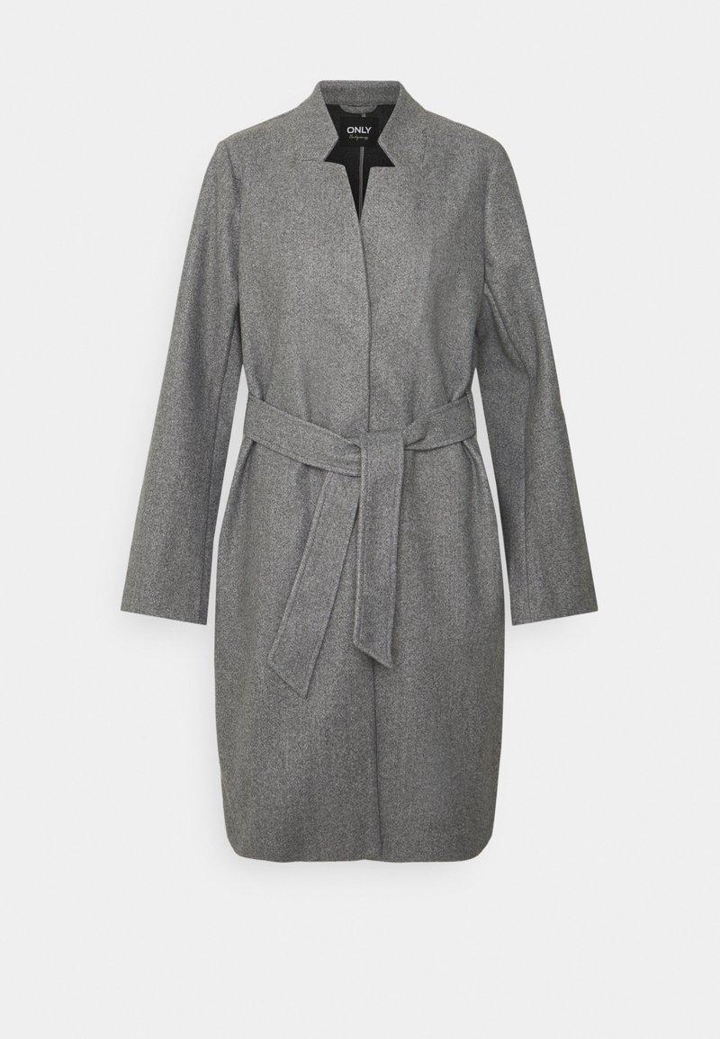 ONLY - ONLVICTORIA - Classic coat - dark grey melange