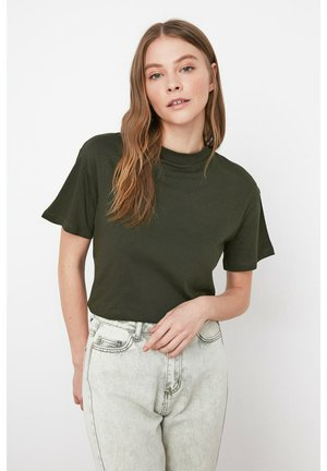 LACIVERT - T-shirt basic - green