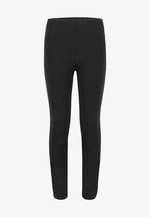 N-SLIM JUNIOR - Legging - black