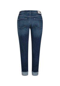Cambio - Slim fit jeans - dark modern used - 2