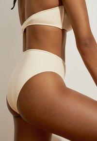 OYSHO - Bikini pezzo sotto - white - 3