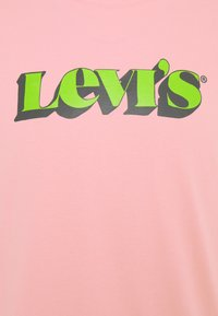 Levi's® - RELAXED FIT TEE UNISEX - T-shirt print - reds - 2