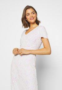 Sista Glam - CHERRY - Vestido de fiesta - white - 3