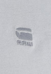 G-Star - BASE-S R T S\S - T-shirt basic - steel grey - 2