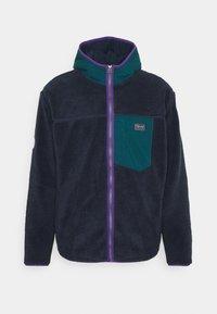 ZIP THRU HOOD - Summer jacket - nautical navy