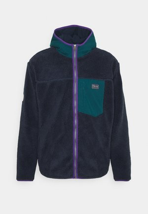 ZIP THRU HOOD - Lehká bunda - nautical navy