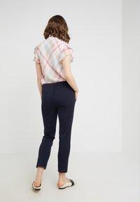 Lauren Ralph Lauren - LYCETTE PANT - Trousers - navy - 2