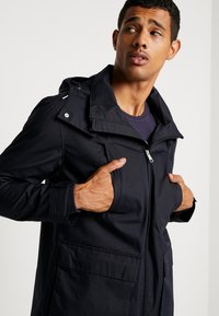 Makia - FISHTAIL JACKET - Parka - dark navy - 3