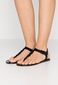 Calvin Klein - JORA - Pool shoes - black - 0