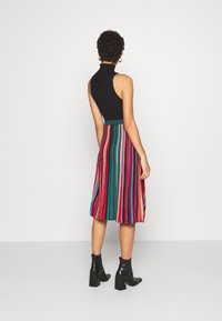 Ivko - STRIPED SKIRT - A-line skirt - red - 2