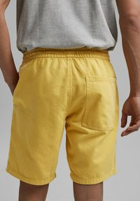 edc by Esprit - Tracksuit bottoms - light yellow - 4
