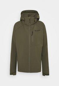 CASCADE RIDGE  - Soft shell jacket - stone green