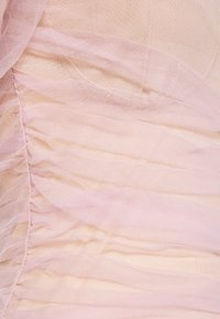 Missguided - RUCHED PUFF SLEEVE MIDI DRESS - Ballkjole - pink - 2