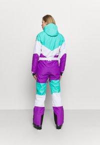OOSC - THE FOLIE FEMALE FIT - Schneehose - purple - 2