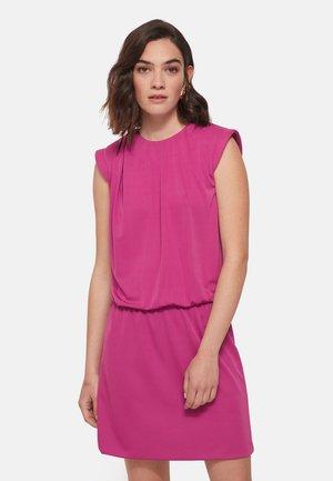 Vestito di maglina - rosa