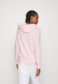 Hollister Co. - TERRY TECH CORE - Hoodie - pink - 2