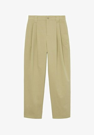 MINT - Trousers - sand