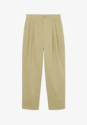 MINT - Pantalon classique - sand