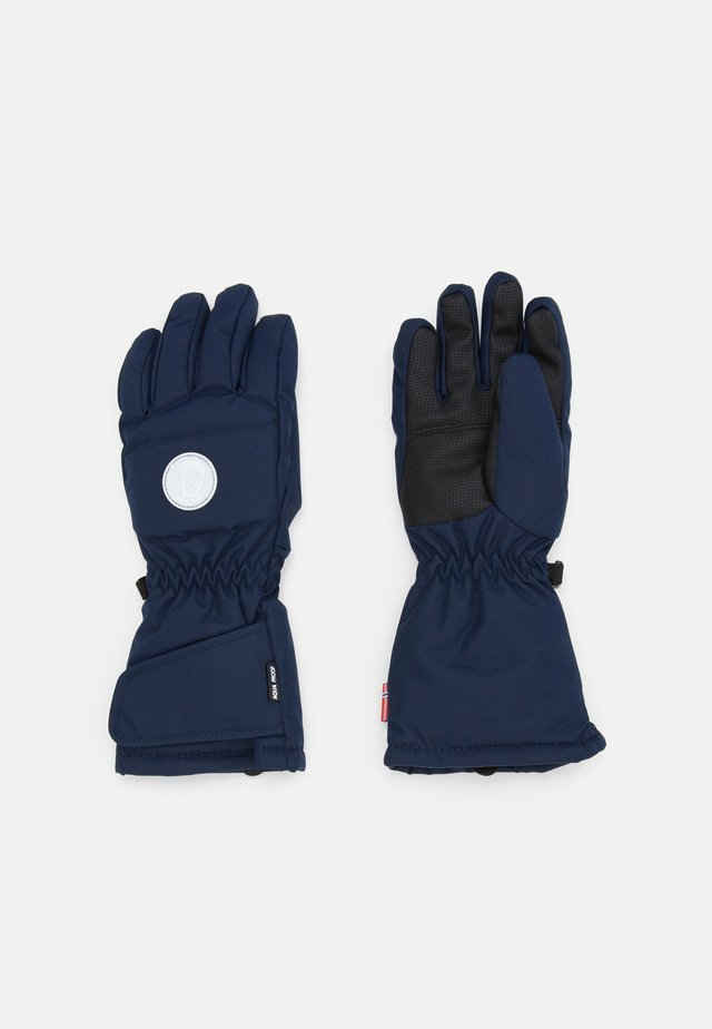 KIDS NARVIK GLOVE UNISEX - Fingervantar - navy