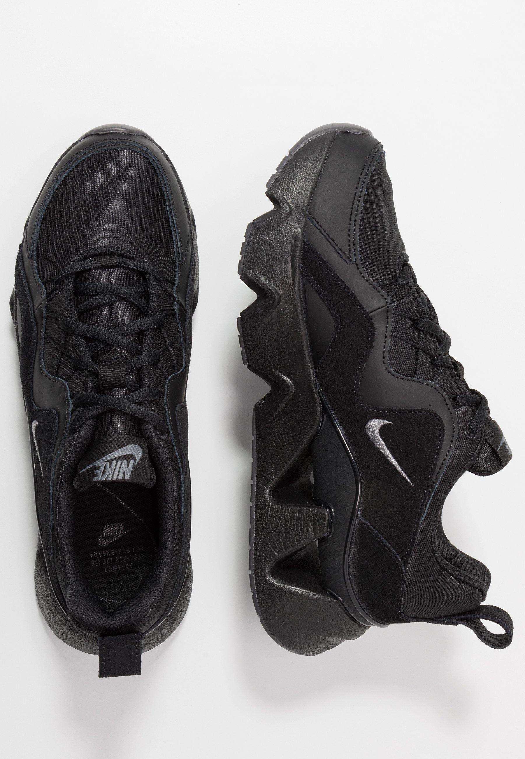 Nike Sportswear RYZ Sneaker low black/metallic dark grey/schwarz