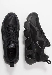 Nike Sportswear - RYZ - Trainers - black/metallic dark grey - 4