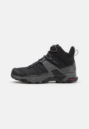 X ULTRA 4 MID GTX - Outdoorschoenen - black/magnet/pearl blue