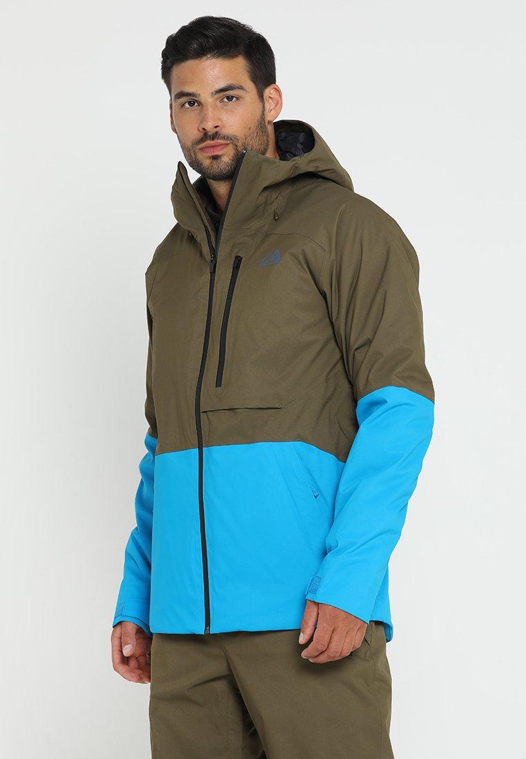 The North Face - SICKLINE - Ski jacket - green