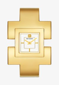 Tory Burch - THE T BANGLE - Hodinky - gold-coloured - 1