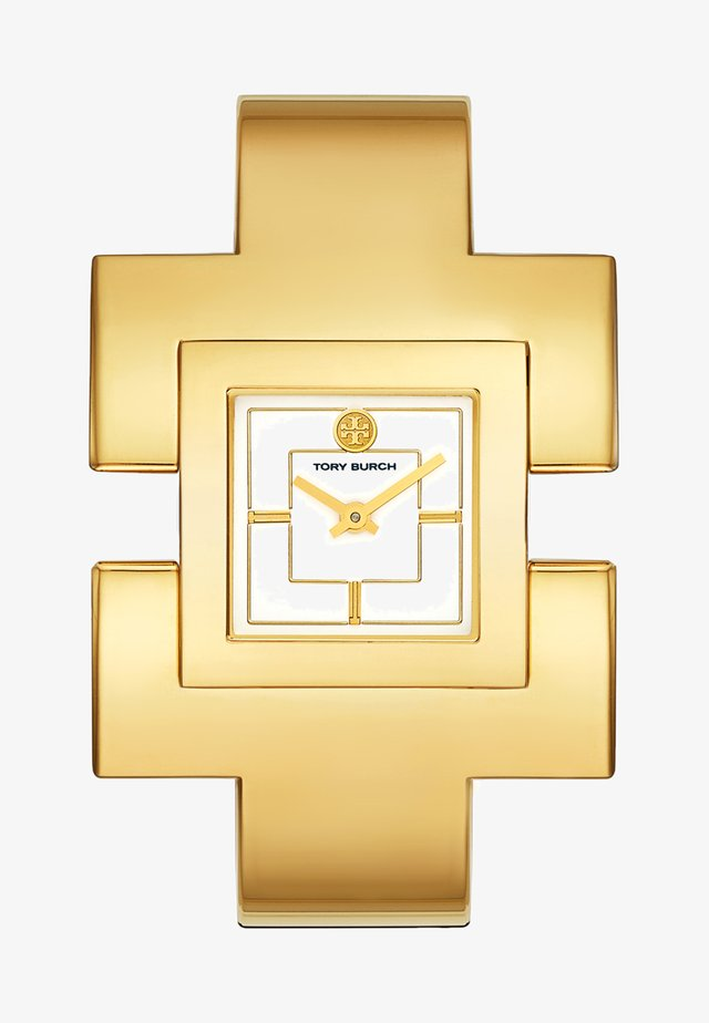 THE T BANGLE - Watch - gold-coloured