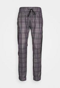 Night Addict - TONY - Pantalones - grey/black - 4