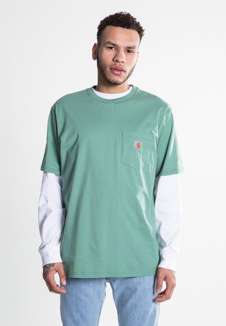 Carhartt WIP - Basic T-shirt - catnip