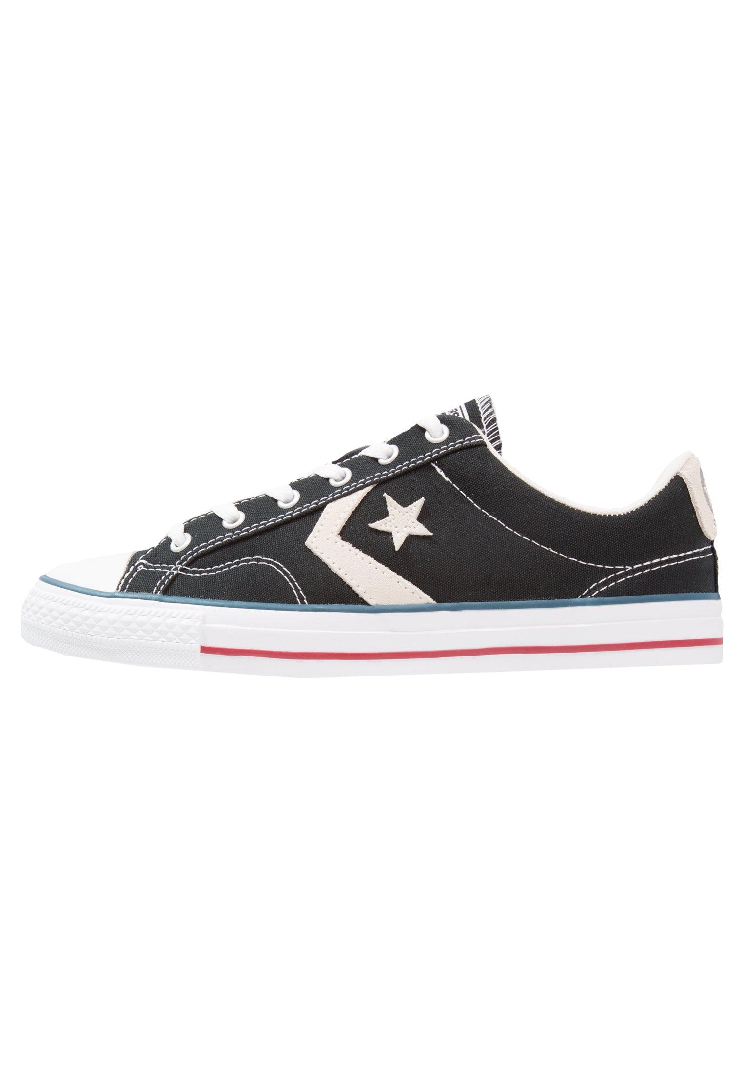 STAR PLAYER OX - Sneakers basse - black/milk