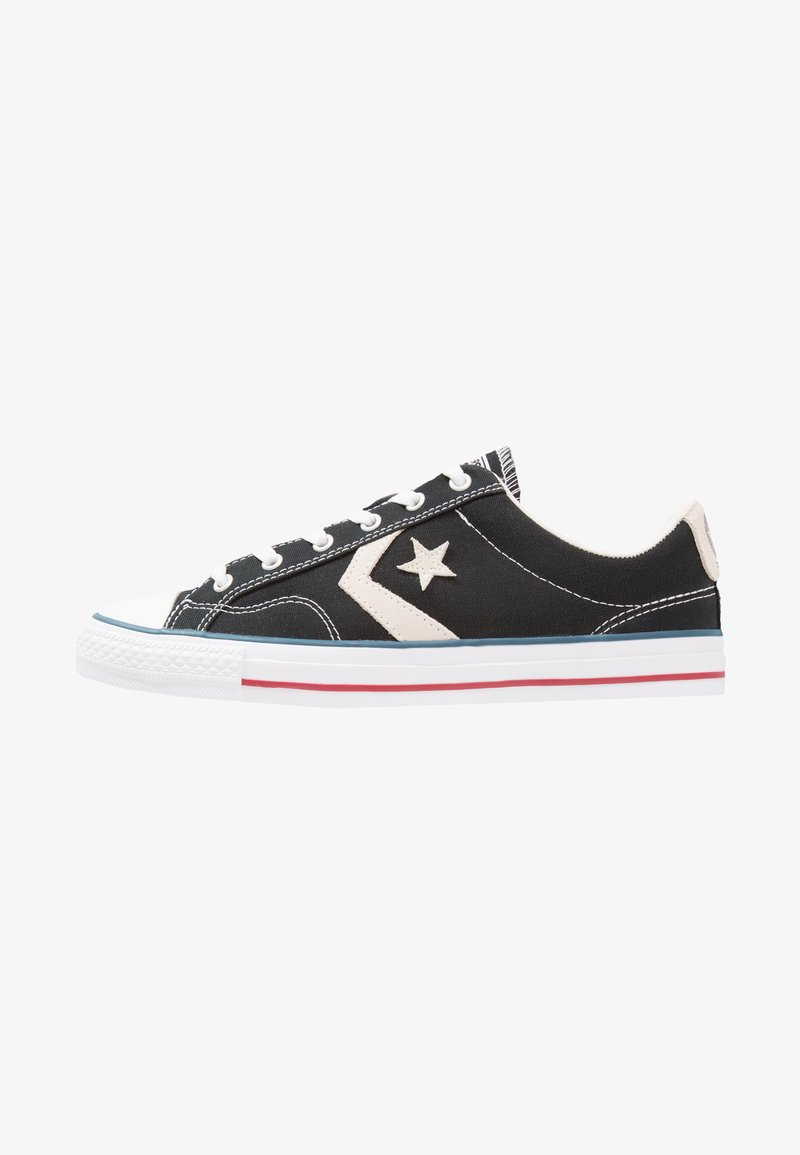 Converse - STAR PLAYER OX - Joggesko - black/milk