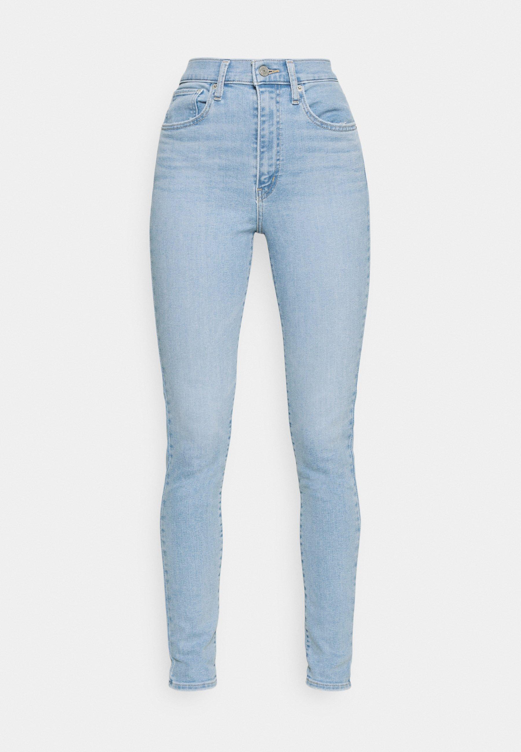 Femme MILE HIGH SUPER SKINNY - Jeans Skinny
