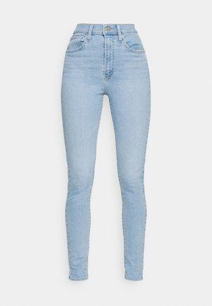 MILE HIGH SUPER SKINNY - Jeans Skinny Fit - naples shine