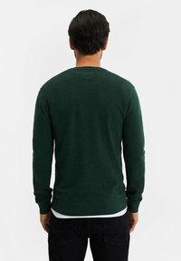 WE Fashion - Neule - moss green - 2