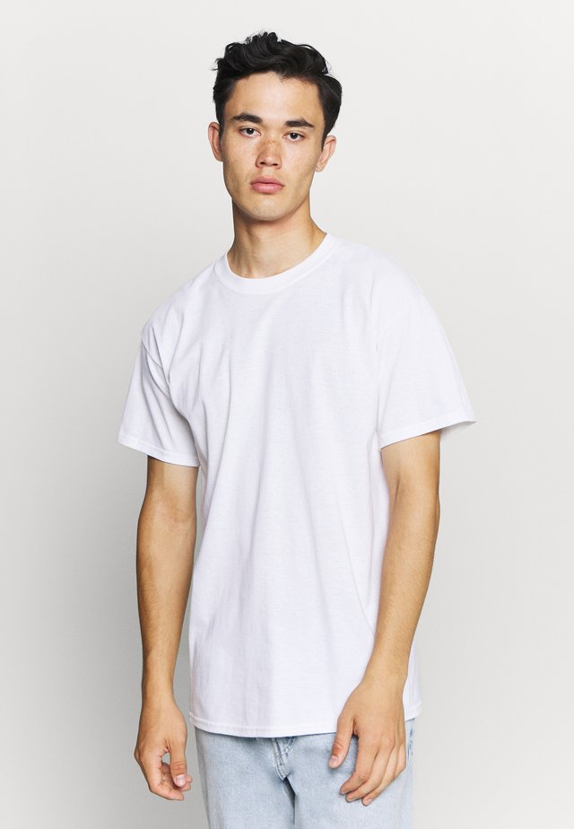 BROKEN - T-shirt basic - white