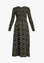 ENTEAK DRESS - Kjole - woodland bloom