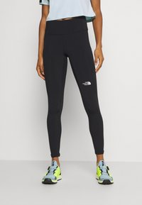 The North Face - WINTER WARM HIGH RISE - Leggings - black - 0