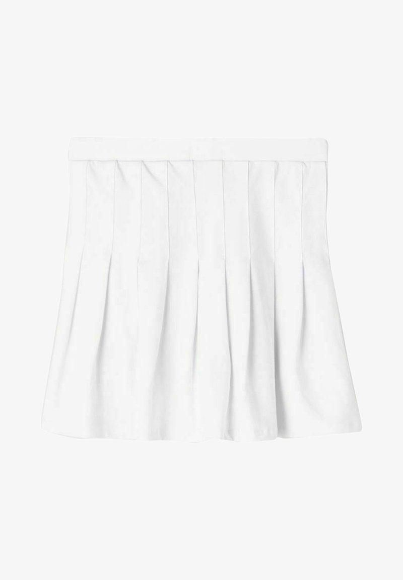 LMTD - Faltenrock - bright white
