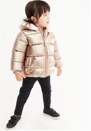 UNISEX - Winter coat - gold-coloured