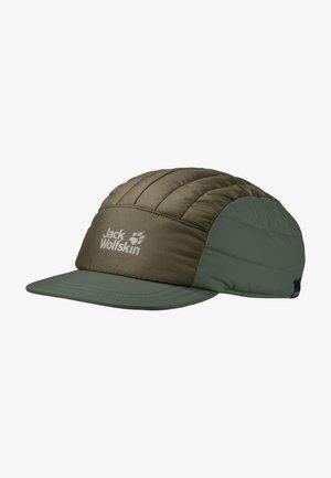 STORMLOCK ZENON CAP K - Cap - thyme green