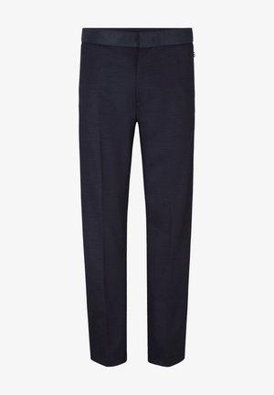Trousers - schwarzblau